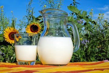мляко белтъчини