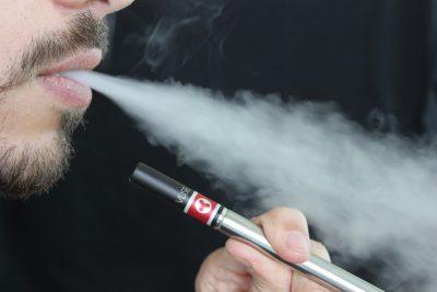 пушене електронна цигара